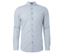 Super Slim Fit Hemd mit Stretch-Anteil