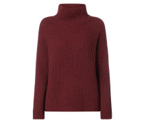 ARWEN - Boxy Fit Pullover mit Turtleneck