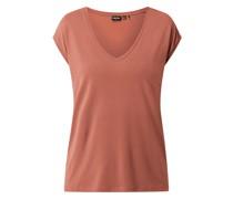 Shirt aus Modalmischung Modell 'Kamala'
