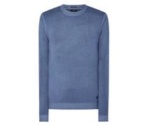 Pullover aus Schurwolle Modell 'Lukas'