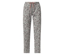 Pyjamahose mit Alllover-Muster Modell 'Favourites Dreams'