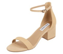 Sandalette aus Velourselder Modell 'Irenee'