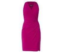Kleid mit seitlicher Drapierung