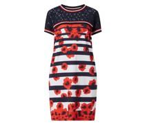 Kleid mit Spitze Modell 'Leola'