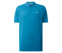 Loose Fit Poloshirt mit Logo-Stickerei - HeatGear®