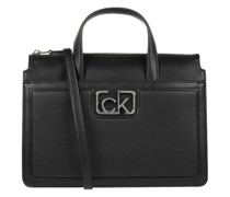 Tote Bag in Leder-Optik