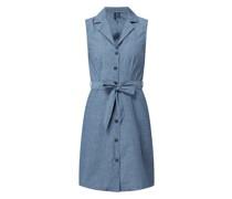 Blusenkleid mit Streifenmuster Modell 'Akelasandy'