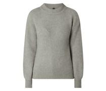 Pullover aus Alpakamischung Modell 'Yassiera'