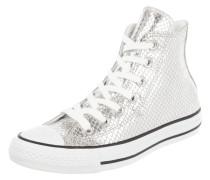 High Top Sneaker 'CTAS Hi' in Metallicoptik