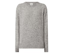 Pullover mit Mohair