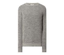 Pullover aus Baumwolle Modell 'Paris'