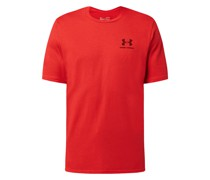 Loose Fit T-Shirt mit Logo - HeatGear®