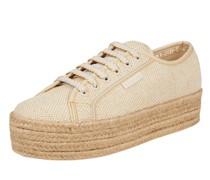 Plateau-Sneaker aus Canvas Modell '2790'