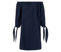Off Shoulder Kleid aus Baumwolle