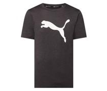 Regular Fit T-Shirt mit Logo