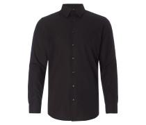 Modern Fit Business-Hemd aus reiner Baumwolle