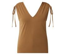 Shirt aus Modalmischung Modell 'Wilma'