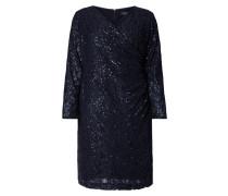 PLUS SIZE - Kleid mit Pailletten-Besatz