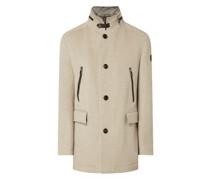 Jacke mit herausnehmbarer Reißverschlussblende Modell 'Gary'