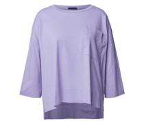 Shirt aus Baumwolle mit 3/4-Arm