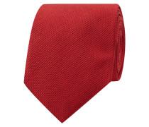 Krawatte mit feiner Webstruktur