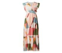 Kleid mit Effektgarn Modell 'Cassidy'