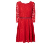 CINZIA DRESS - Kleid aus floraler Häkelspitze