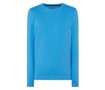 Sweatshirt aus Bio-Baumwolle Modell 'Dennis'