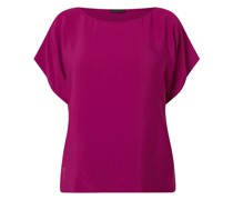 Blusenshirt mit Seide-Anteil Modell 'Somia'