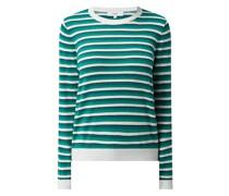 Pullover mit Streifenmuster Modell 'Portland'