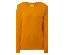 Pullover mit Woll-Anteil Modell 'Femme'