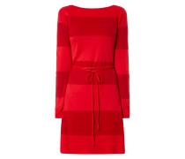 Striped Mini Dress Gigi Hadid