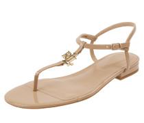 Sandalen aus Leder Modell 'Elmstead'