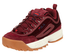 Sneaker 'Disruptor' aus Samt