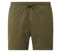 Shorts aus Baumwolle Modell 'Pelican'