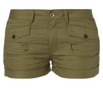 Shorts mit geknöpften Pattentaschen