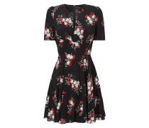 Kleid aus reiner Seide
