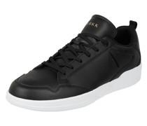 Sneaker aus Leder Modell 'Visuklass'