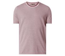 T-Shirt aus Baumwolle Modell 'Birdseye'