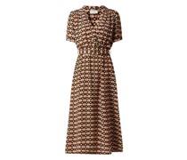 Kleid aus Viskose Modell 'Donia'