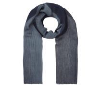 Schal aus Viskose-Seide-Mix