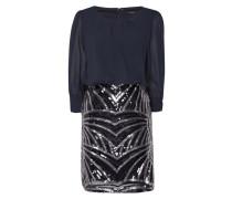 Kleid im Rock-Top-Look
