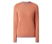 Pullover aus Viskosemischung Modell 'Daisy'
