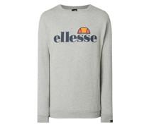 Sweatshirt mit Logo Modell 'Succiso'