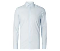 Slim Fit Hemd mit Kentkragen