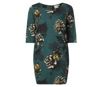 PLUS SIZE - Kleid mit floralem Muster