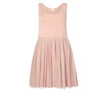 PLUS SIZE - Kleid mit Rockteil aus Mesh