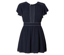 Kleid mit Zierkettenbesatz