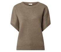 Shirt aus Viskosemischung Modell 'Ani'