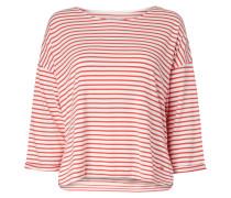 Shirt mit Dreiviertel-Ärmeln